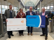 Pay as you go with Contactless and Oyster convenience extends to Hertford North
