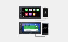 Intelligenter Begleiter für unterwegs:  der neue Auto-Receiver von Sony