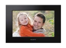 Il regalo perfetto: le nuove cornici digitali di Sony semplicissime da usare