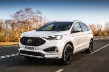 Her er nye Ford Edge -  sterkere og smartere