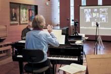 Thomanerchor Leipzig startet mit digitalem Chorbetrieb ins neue Jahr