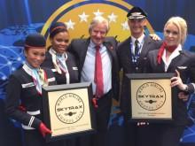 Norwegian kåret til verdens bedste lavprisselskab på langdistance af Skytrax