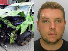 Two drivers sent to prison for their part in fatal crash