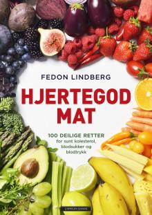 Reduserer kolesterol, blodtrykk og blodsukker med Fedons hjertevennlige oppskrifter