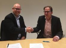 Martin & Servera skriver samarbetsavtal med LRF