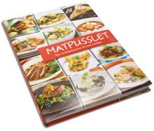 Matpusslet - en annorlunda modern vardagskokbok för stressade barnfamiljer
