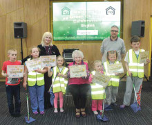 Celebrating North Glasgow's Green Legacy Programme