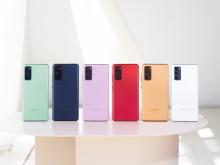 Samsung Galaxy S20 FE - de mest populære funktioner tilgængelig for flere