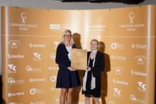 Exzellent: Santander erhält Auszeichnung für erstklassiges Gesundheitsmanagement