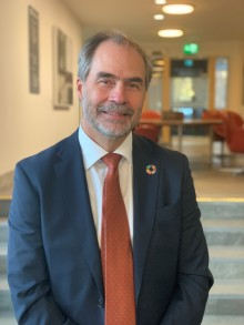 Georg Andrén blir landshövding i Värmland