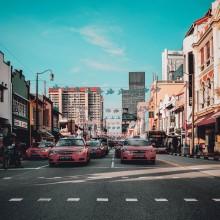Willkommen in der Löwenstadt - Willkommen in Singapur