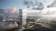 EDGE East Side Berlin – Auftrag zur Bauausführung geht an ZÜBLIN