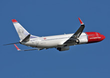 Norwegian celebrates inaugural flights from Birmingham Airport