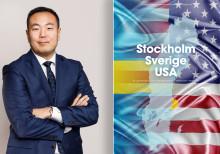 """Ny rapport om Sverige och Stockholms ekonomiska relation med USA: """"Värdefullt om de globala konflikterna inom handeln kunde kylas av"""""""
