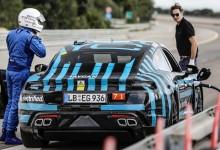 Porsche Taycan övertygar vid uthållighetstest på Nardò