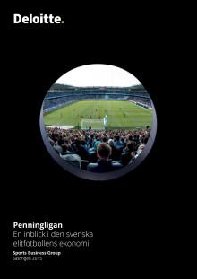 Penningligan – säsongen 2015