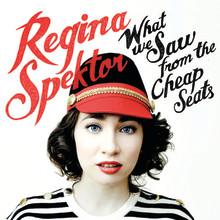 """Sverigefavoriten Regina Spektor är tillbaka med efterlängtat album,  """"What We Saw From The Cheap Seats"""",. Besöker Peace & Love festivalen i sommar."""