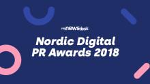 Här är de nominerade i Nordic Digital PR Awards 2018