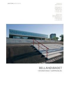 Bellahøj Svømmestadion - Fakta