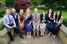 Recognising the best new nursing talent