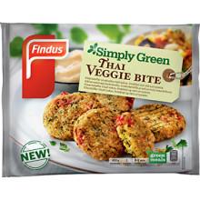 Findus Simply Green – nya smakrika, gröna rätter