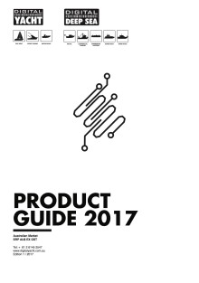 Digital Yacht - Australian Product Guide