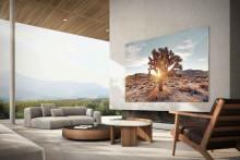Samsungs MicroLED öppnar upp för en ny era av storslagen bildkvalitet och design