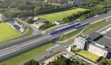 Klostergårdens station blir entré till idrott och rekreation