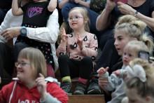 Stort rocka sockorna-firande på Världskulturmuseet