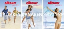 alltours bietet wieder Flugreisen in Europa an / Bundesweit ab 1. Juli – in NRW ab Ferienbeginn
