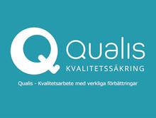 Rosendals förskola i Uppsala är Qualiscertifierad efter sin första granskning