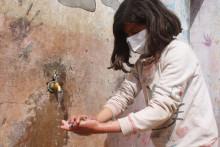 Rädda Barnen kraftsamlar för att skydda världens barn från covid-19 – lanserar sin största internationella appell någonsin