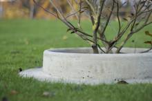 Planting ring in concrete wins the 2017 Elmia Garden Award!