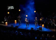 Lyckad turnépremiär för Solala och Bohuslän Big Band