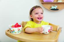 Le plaisir de manger sainement – La collection pour les enfants Kiddy Bears : une vaisselle adaptée aux enfants avec des motifs pleins de gaieté