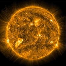 Researchers find evidence for a new fundamental constant of the Sun
