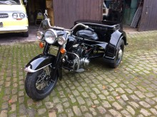 Bremen Classic Motorshow: BELMOT ohne Auto