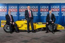 Liqui Moly tar steget in i Formel 1