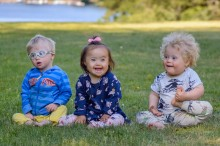 Välkommen till Svenska Downföreningens Babyläger sommaren 2020 **FULLBOKAT**