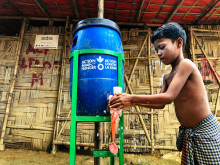 SAFE DRINKING WATER AND SANITATION ACCESS NEGLECTED BY INTERNATIONAL FUNDING DURING HUMANITARIAN CRISES
