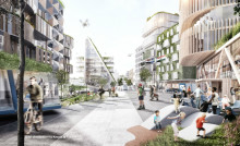 Avsiktsförklaring för Landvetter Södra etapp ett godkänd av Kommunstyrelsen i Härryda kommun