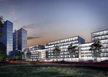 Colliers förmedlar nytt HQ åt Microsoft i München
