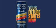 Your future starts now  – NOCCO startar året med ny smak