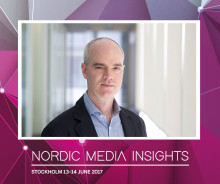 Joseph Kahn of New York Times announced as keynote speaker for Nordic Media Insights