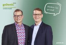 goDentis-Newsletter Frühling 2020 - mit Verlosung