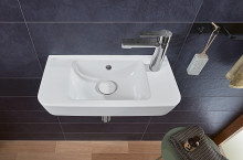 Cleanliness ensures healthiness - Hygiene in the domestic bathroom