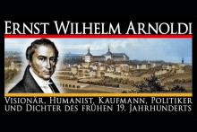 Einladung zur Weltpremiere:   Ein Dokumentarfilm über Ernst Wilhelm Arnoldi