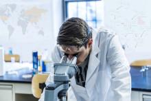 Forskerinteressen har ikke falt blant masterkandidater