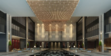 The Maritim Hotel Hefei opens its doors / German group's fourth hotel in China