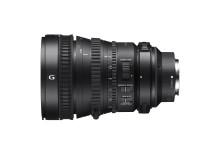 A Sony apresenta a primeira lente Full Frame de 135 mm com zoom motorizado